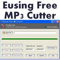 Eusing Free MP3 Cutter (โปรแกรมตัดเพลง MP3 ฟรี) :
