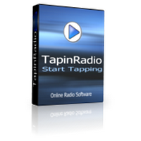 TapinRadio (โปรแกรม TapinRadio ฟังวิทยุออนไลน์ ฟรี) :