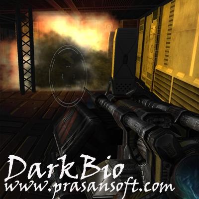 ดาวน์โหลดเกมส์ Darkbio Shooter