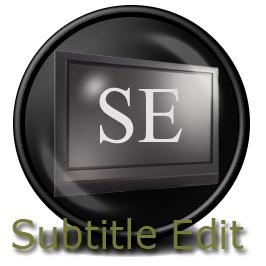 Subtitle Edit (โปรแกรม Subtitle ใส่ ซับไตเติ้ล บนวีดีโอ) :