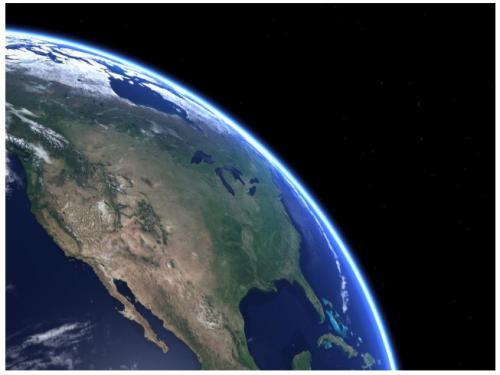 ดาวน์โหลดโปรแกรม Desktop Earth