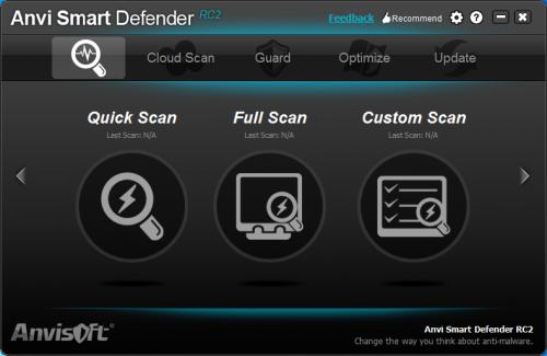 โปรแกรม Anvi Smart Defender