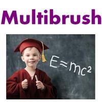Akvis Multibrush (โปรแกรม ลบสิ่งที่อยู่ในรูป ไร้ร่องรอย) :