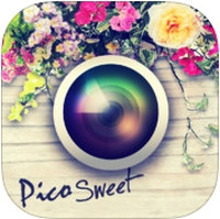 Pico Sweet (App แต่งภาพ Pico Sweet สไตล์สาวหวาน) :