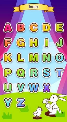 App ฝึกภาษาอังกฤษ ABC Kids Crayon
