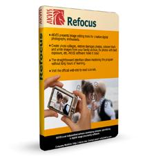 AKVIS Refocus (โปรแกรม Refocus เน้นรูป โฟกัสรูป) :