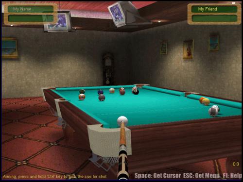 เกมส์ 3D Live Pool