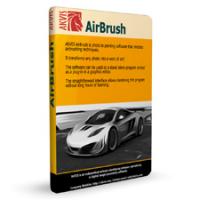 AKVIS AirBrush (โปรแกรม AirBrush เปลี่ยนรูปเป็นรูปวาด)