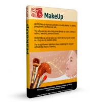 AKVIS MakeUp (โปรแกรม MakeUp แต่งรูป หน้าเนียน)