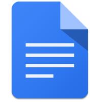 Google Docs (App สร้างไฟล์เอกสาร)