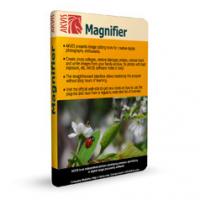 AKVIS Magnifier (โปรแกรม Magnifier ย่อ ขยายรูปภาพ)