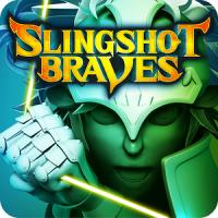 SLINGSHOT BRAVES (App เกมส์ต่อสู้แนว RPG)
