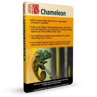AKVIS Chameleon (โปรแกรม Chameleon แต่งรูปเนียน)