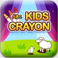 ABC Kids Crayon (App ฝึกภาษาอังกฤษ สำหรับเด็ก)
