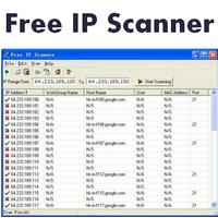 Eusing Free IP Scanner (โปรแกรม Eusing สแกน IP)