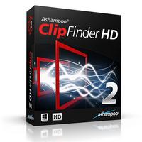 Ashampoo ClipFinder HD (โปรแกรม Ashampoo ClipFinder HD ค้นหาคลิปวีดีโอ 12 เว็บใหญ่) :