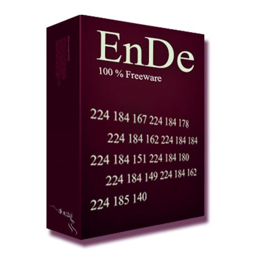 EnDe (โปรแกรม EnDe ถอดรหัส) :