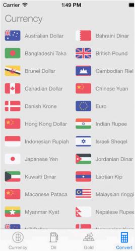 App แลกเปลี่ยนเงิน Thai Exchange