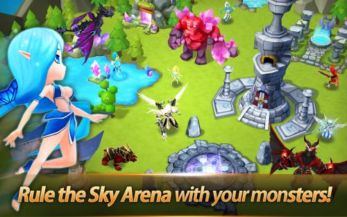Summoners War (App เกมส์ Summoners War) :