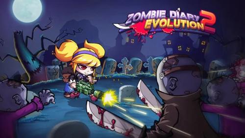 ดาวน์โหลด Zombie Diary Evolution 2