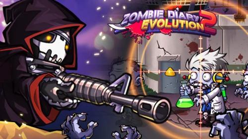 โหลด Zombie Diary Evolution 2