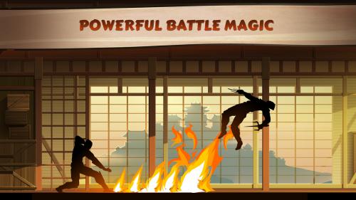 เกมส์ต่อสู้เงา Shadow Fight 2