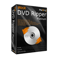 WinX DVD Ripper Platinum :
