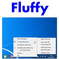 Fluffy (โปรแกรม Fluffy สำรองข้อมูล)Download