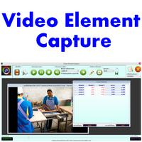 Video Element Capture (โปรแกรม Video Element จับเวลาทำงาน)