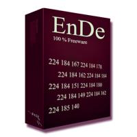 EnDe (โปรแกรม EnDe ถอดรหัส)
