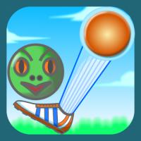Frog Balls (เกมส์ Frog Balls)