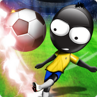 Stickman Soccer 2014 (App เกมส์ Stickman Soccer 2014)