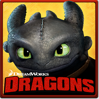 Dragons Rise of Berk (App เกมส์ Dragons Rise of Berk)