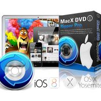 MacX DVD Ripper Pro (โปรแกรม MacX แปลงวีดีโอจากแผ่น DVD มาเก็บบน Mac)