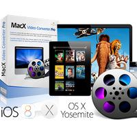 MacX Video Converter Pro (โปรแกรม MacX Video แปลงไฟล์วีดีโอบนเครื่อง Mac)
