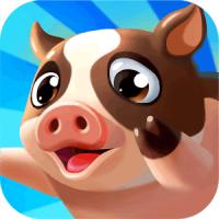 Happy Farm (App ฟาร์มเลี้ยงหมู เกมส์ Happy Farm)