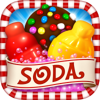 Candy Crush Soda Saga (App เกมส์ Candy Crush Soda Saga)