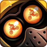 Trials Frontier (App เกมส์ขี่มอเตอร์ไซต์วิบาก)