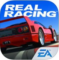 Real Racing 3 (App เกมส์แข่งรถ 3 มิติ มันส์สุดยอด) :