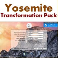 Yosemite Transformation Pack (เปลี่ยนธีม Windows เป็น Mac OS X Yosemite) :