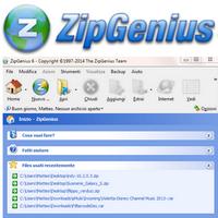 ZipGenius (โปรแกรม ZipGenius บีบอัดไฟล์ สารพัดประโยชน์) :