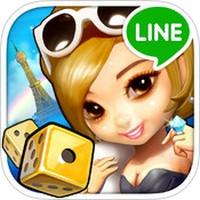 LINE Lets Get Rich (เกมส์เศรษฐี LINE Lets Get Rich เกมส์เศรษฐี สนุกๆ จาก LINE) :
