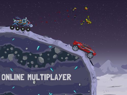 App เกมส์ขับรถยิงซอมบี้