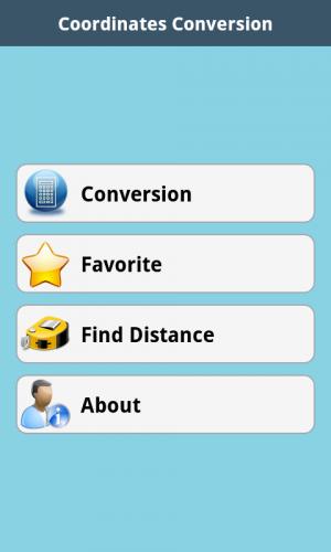 App แปลงพิกัดแผนที่ Coordinates Conversion