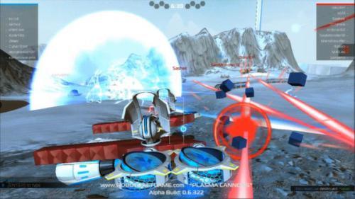 Robocraft (เกมส์สร้างหุ่นยนต์รบ) :
