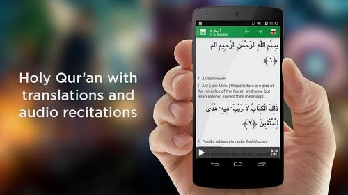 App บอกเวลาละหมาด Muslim Pro