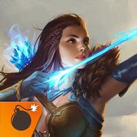 Heroes of Camelot (App เกมส์การ์ด Heroes of Camelot) :
