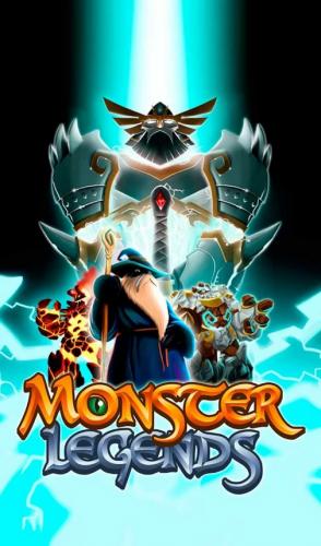 เกมส์ Monster Legends