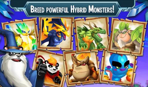 Monster Legends (App เกมส์ Monster Legends) :