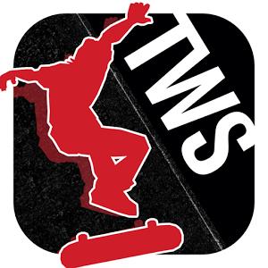 Transworld Endless Skater (App เกมส์สเก็ตบอร์ดป่วนเมือง) :